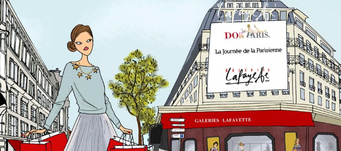 Landing Journee De La Parisienne