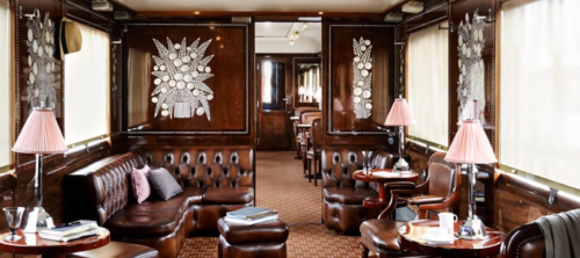 La Plus Vintage A Bord De L Orient Express