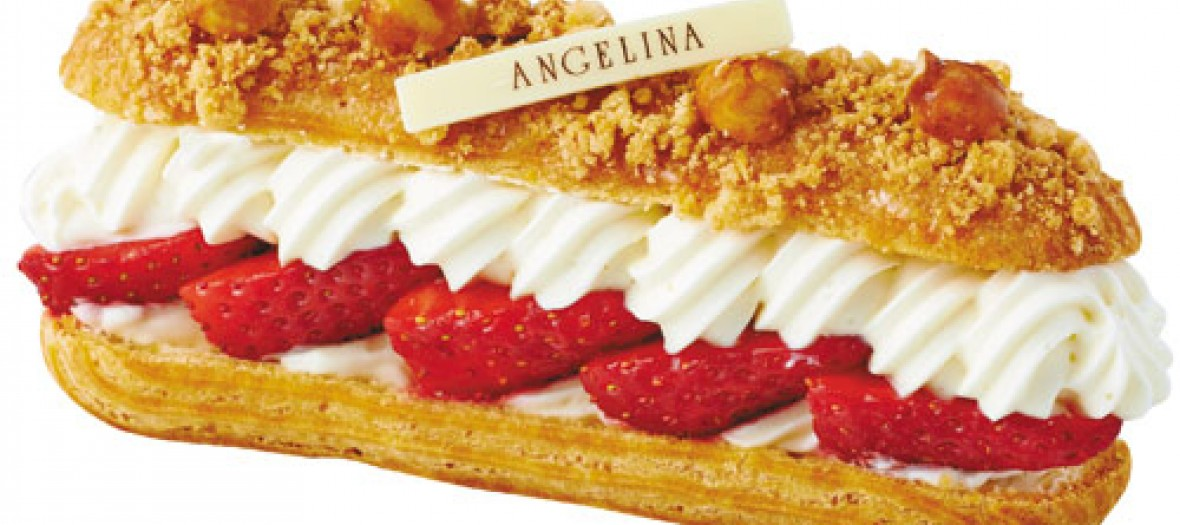 La Plus Chantilly Chez Angelina 1