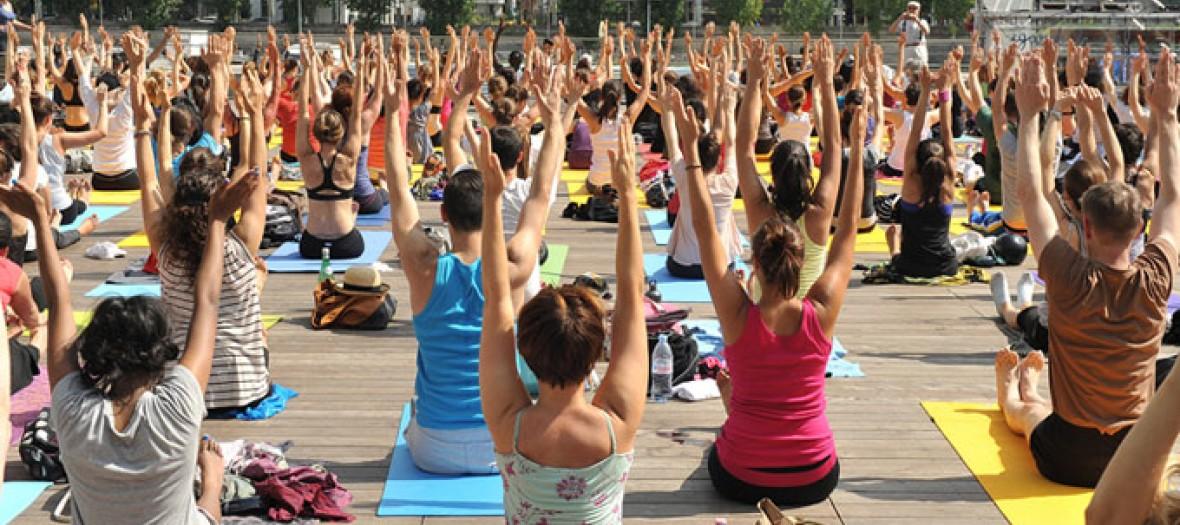 Du Yoga Tellement Chill Au Wanderlust