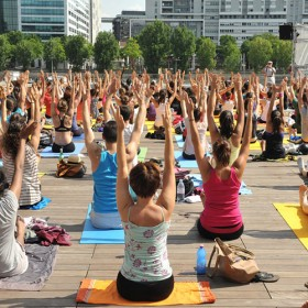 Du Yoga Tellement Chill Au Wanderlust 1