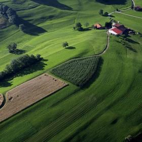 La Plus Green La Suisse Vue Du Ciel Par Yann Arthus Bertrand