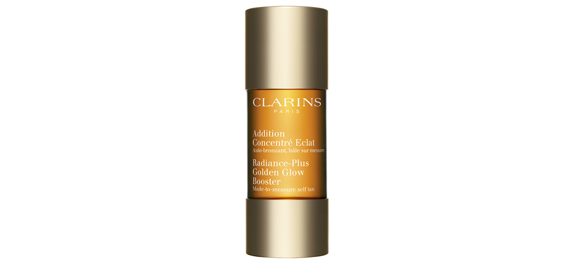Addition concentré éclat Clarins