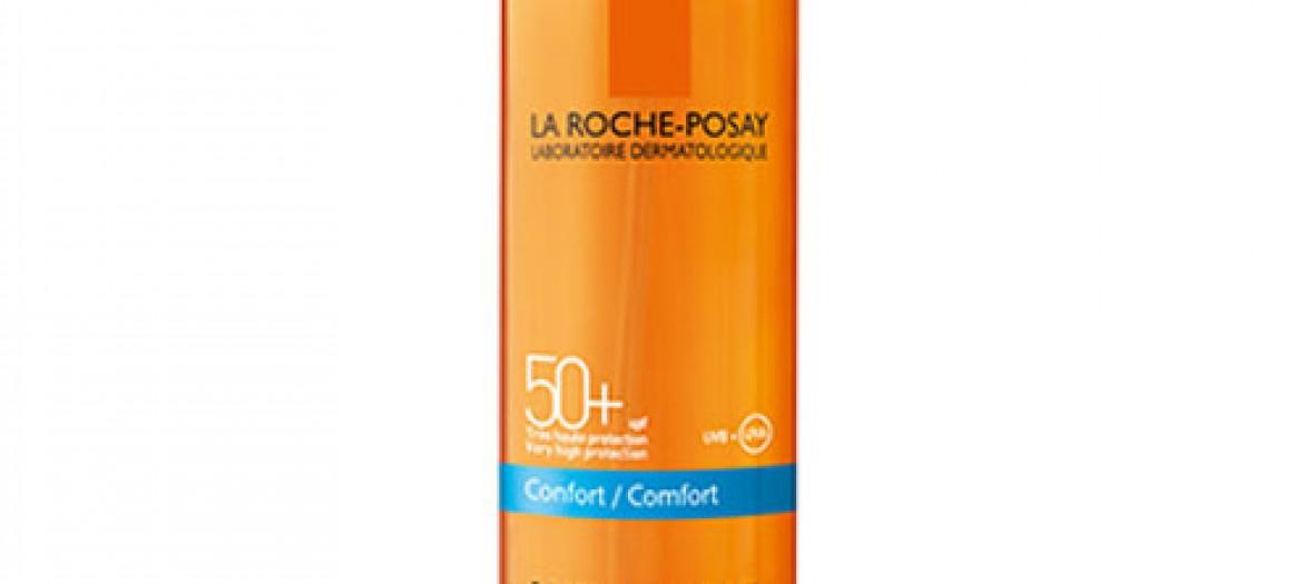 L Huile Tres Glam D Elodie 100 Ecran Total Signee La Roche Posay