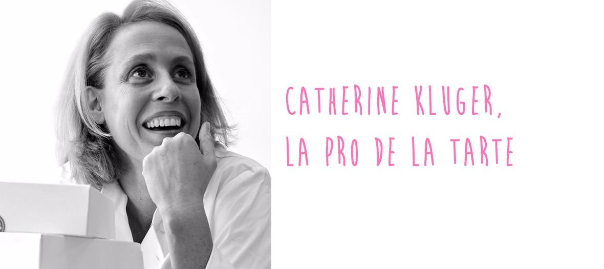 Catherine Kluger et son nouveau livre de recettes