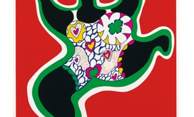 Lexpo Tres Pop De Niki De Saint Phalle Au Grand Palais