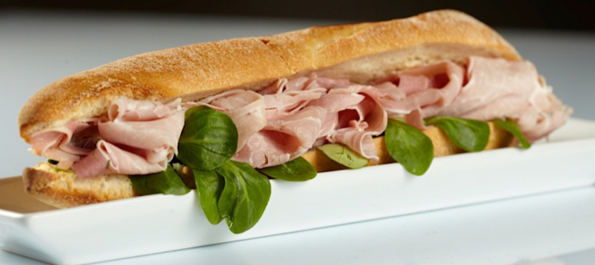 Nos Sandwichs Damour