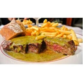 Le Filet De Boeuf Et La Sauce Magique Du Relais De L Entrecote