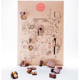 Le Calendrier Chocolat Show Signe Ducasse