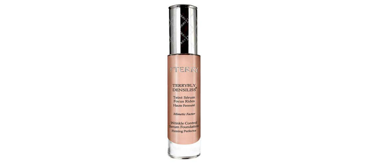 smoothing foundation By Terry