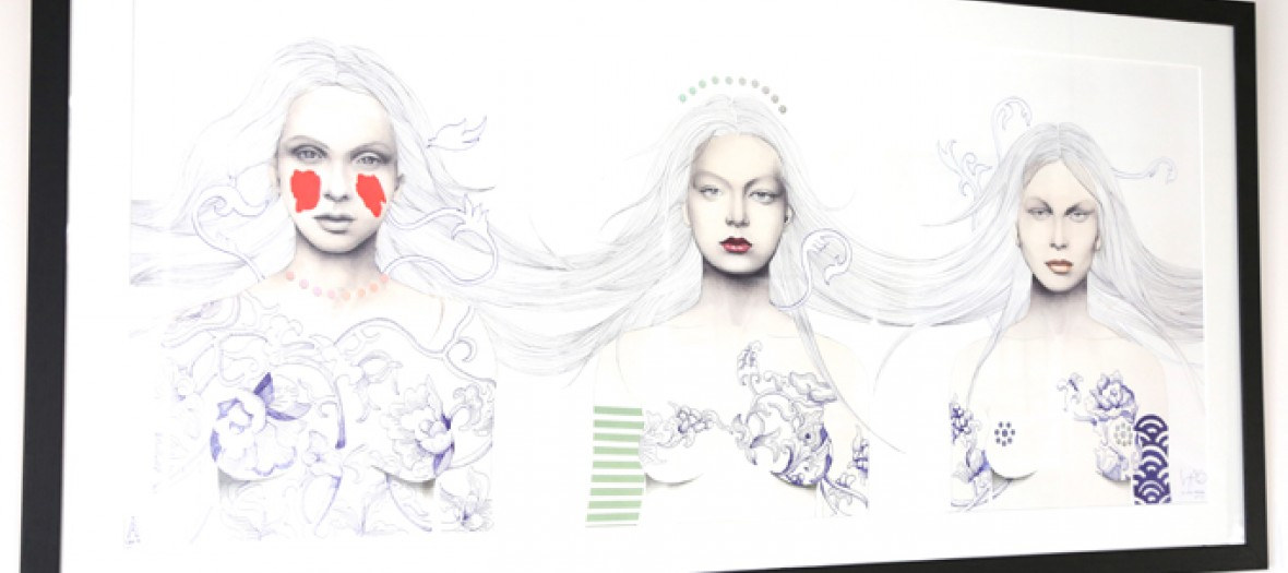 L Expo De Portraits Tres Fashion 1