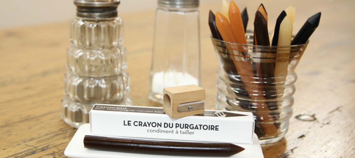 Crayon Purgatoire
