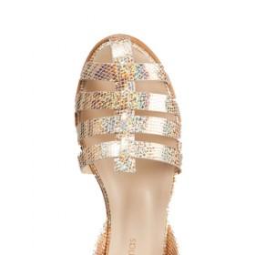 Chaussure Fond Blanc