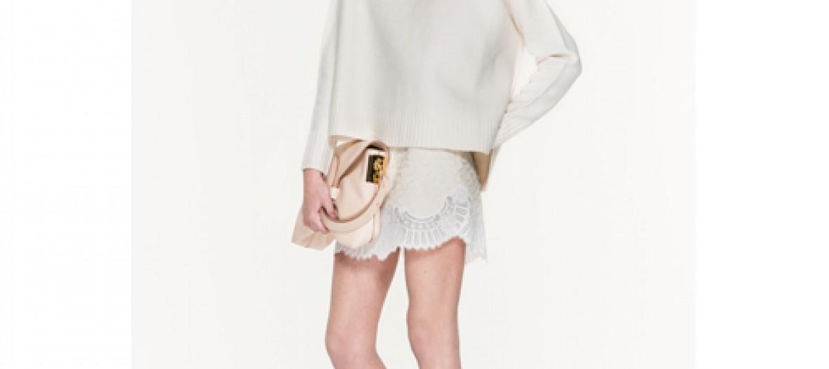 Le Total Look Blanc Chez Vanessa Bruno