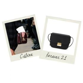 Le Sac Celine Chez Forever 21
