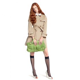 Le Trench Intemporel Chez Red Valentino