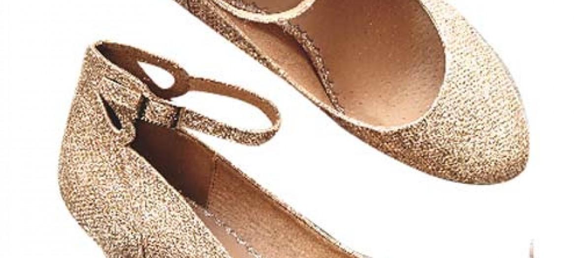 Shoes Dorees
