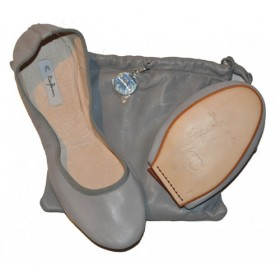 11ballerines Liberty Gris Bagllerina Copie