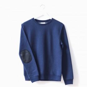 12le Sweatshirt Bleu N4 Maisonstandard