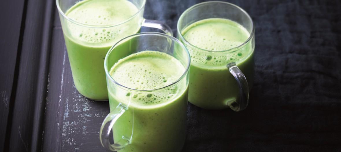 Smoothie Tout Vert