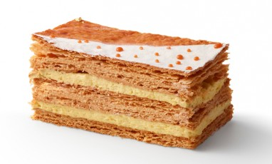 The express mille-feuilles by Jean François Piège