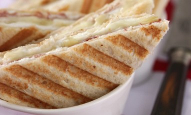 Such a chic croque-monsieur !