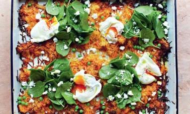 The potato rösti of Jamie Oliver