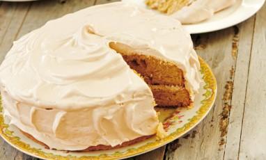 Le gâteau cultissime de « La petite maison dans la prairie »
