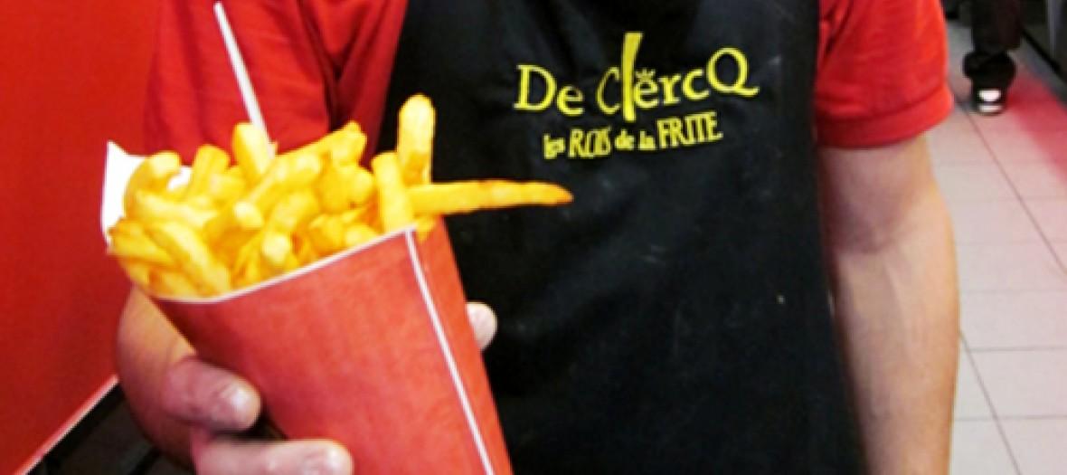 La Vraie Frite Belge Chez De Clercq