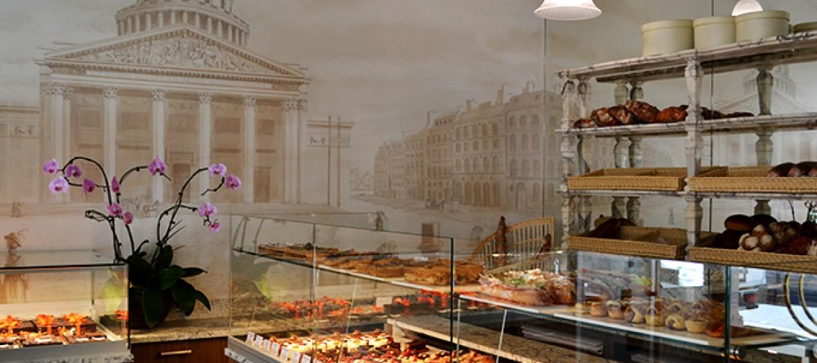 Pantheon Quartier Charmant Home Page