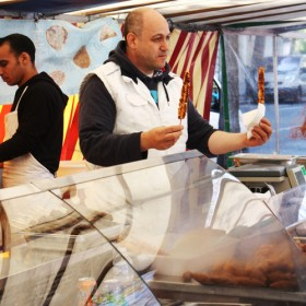 Street Food Et Produits Des Grands Chefs Au Marche Du President