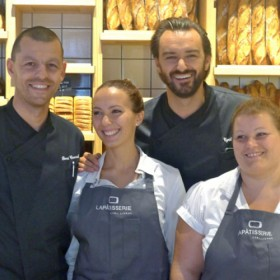 Boulangerie Cyril Lignac