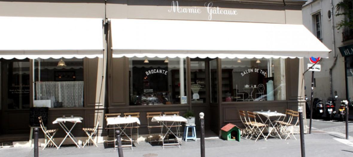 Le Salon De The Retro De Mamie Gateau Land Principale
