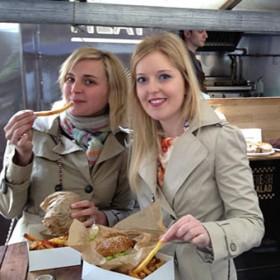 Un Burger Culte Au Marche Raspail