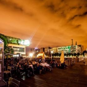 Apero Cine Et Yoga En Terrasse Au Wanderlust