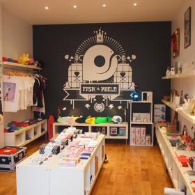 Mr Fish Un Concept Store