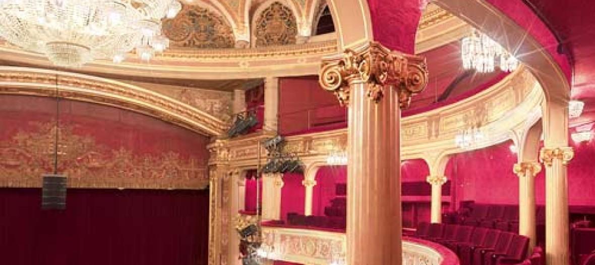 Soiree Velours Au Theatre Des Varietes
