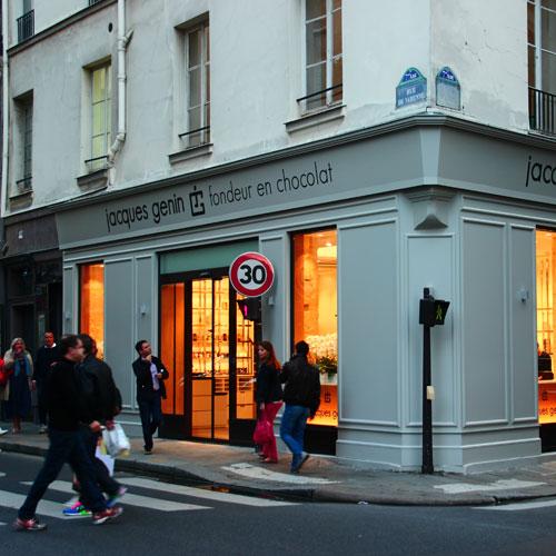 Jacques genin - Poltrona frau rue du bac ...