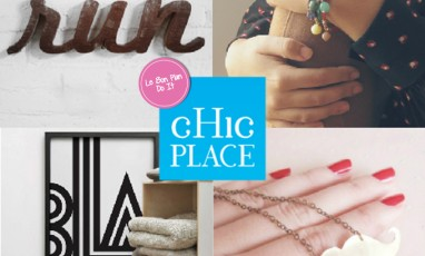 Chic Place Homepage 1