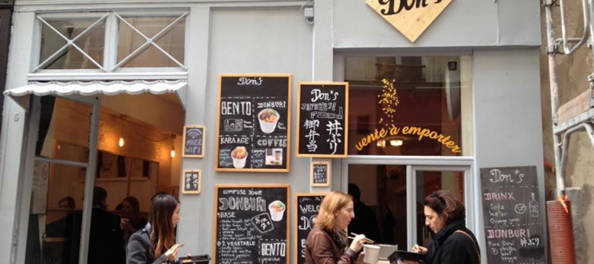 Don S Le Nouveau Comptoir Jap Healthy Du Marais