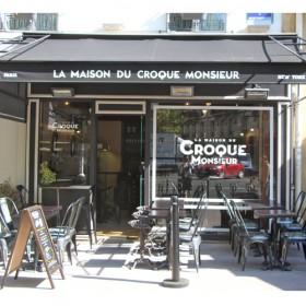 La Maison Du Croque Monsieur Le Dada Des Parisiennes