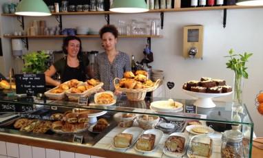 Chez D Une Bakery Comme A New York
