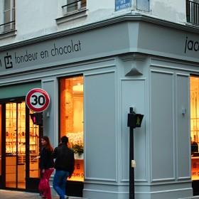 17la Nouvelle Boite A Chocolats De Jacques Genin Princ