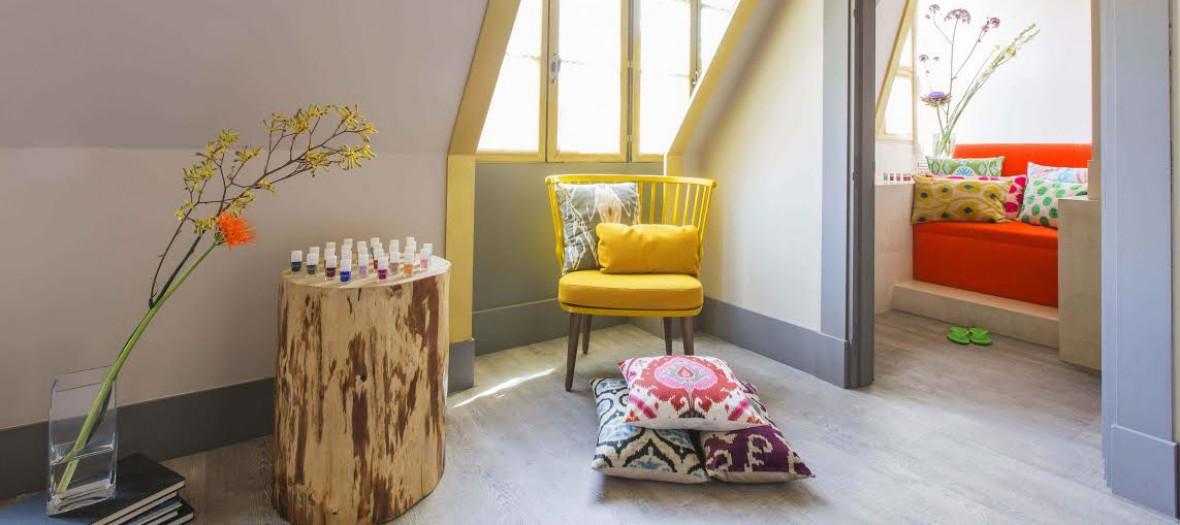 New Un Nail Bar Kure Bazaar Planque Dans La Suite D Un Palace