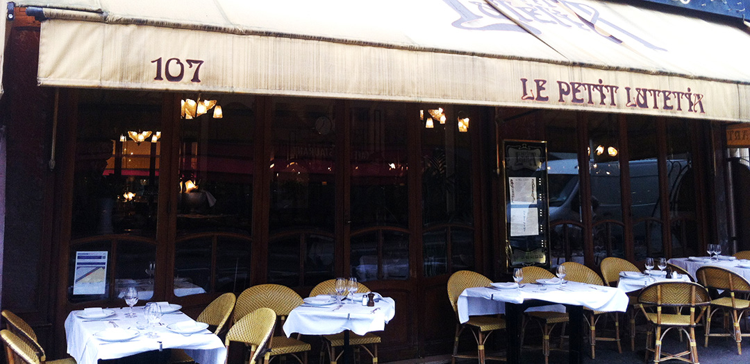 Le petit lut tia une nouvelle institution sign e costes - Le lutetia paris restaurant ...