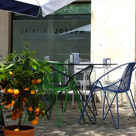 La piazza galerie joseph terrasse