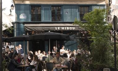 Hibou : la nouvelle terrasse de l'Odéon