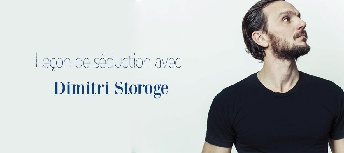 Dimitri Storoge, la star montante du théâtre français