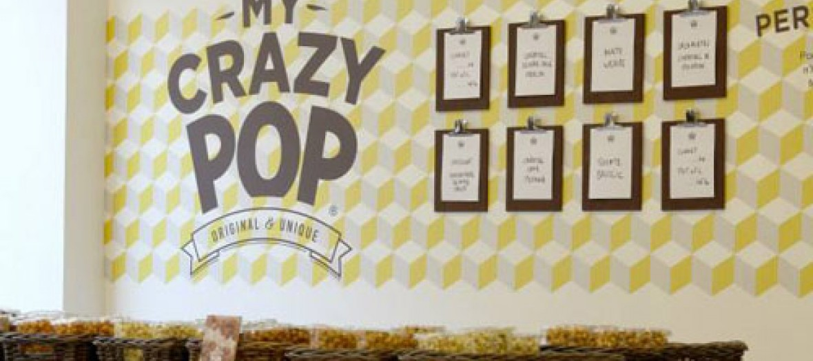 Ma Boutique Qui Pop My Crazy Pop