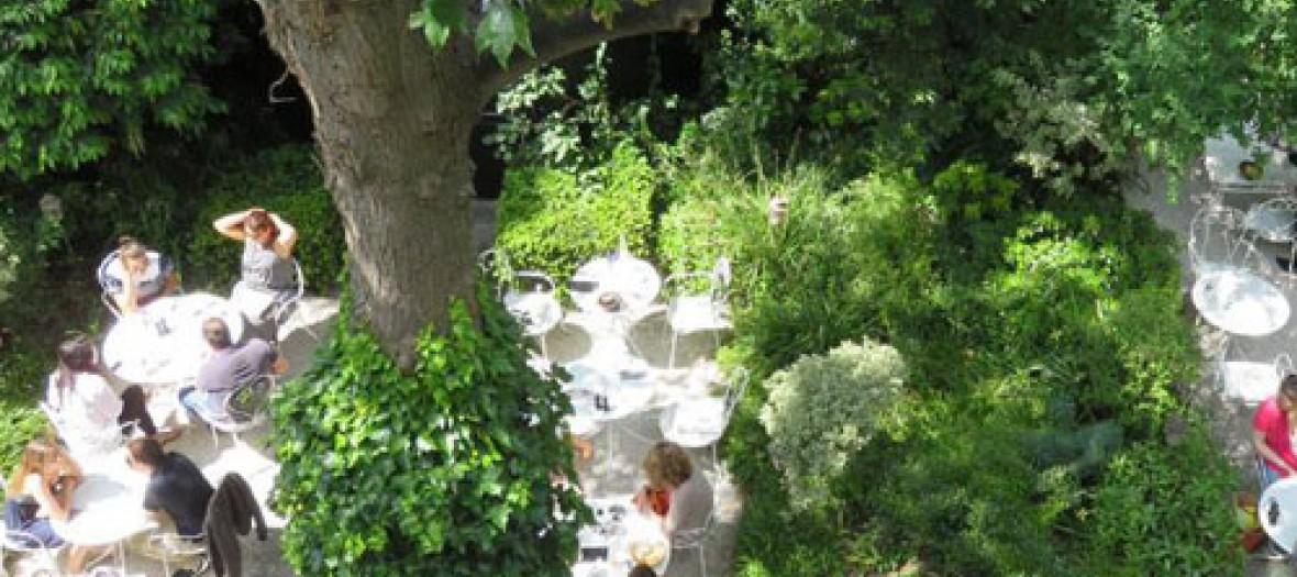 Mon Jardin Secret Dans Le 18e